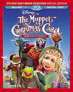 The Muppet Christmas Carol (20th Anniversary Edition) [Blu-ray] Blu-ray ~ Michael Caine, http://www.amazon.com/dp/B008NB0SQO/ref=cm_sw_r_pi_dp_KP0Mqb1CT18CC