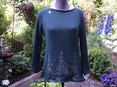 Ravelry: Project Gallery for Pullover / sweater *Ornamental* pattern by Birgit Freyer