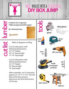 7 Best Plyobox Images On Pinterest Boxing Buildings And Crossfit Gym