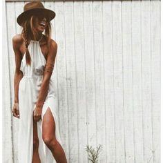 hat dress