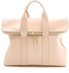 3.1 Phillip Lim Beige 31 Hour Bag