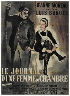 Le Journal d'une femme de chambre | Luis Bunuel