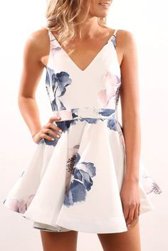 f28eed7ce17 Cute Light Pink Spaghetti Straps Homecoming Dresses