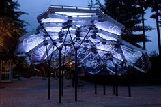 Living Light 리빙라이트    INTERACTIVE, PARTICIPATORY, PUBLIC ART, THE LIVING http://lifethings.in/worldcuppark/
