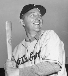 Bing Crosby, a former minority owner in the Pittsburgh Pirates Baseball Club