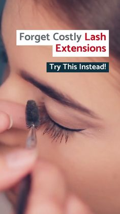 Beauty Industry Experts Agree This is a Great Solution for Longer, Fuller Looking Lashes! Health And Beauty Tips, Beauty Make Up, Beauty Secrets, Beauty Hacks, Beauty Skin, Hair Beauty, Lush Beauty, Brown Spots On Skin, Tips & Tricks