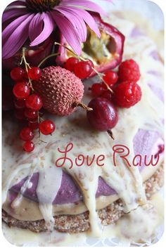 Raw Desserts from Love Raw