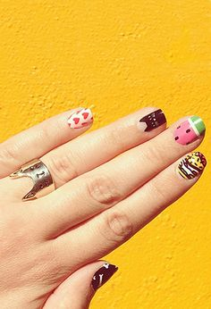 Rad Nails | WOMEN | Forever 21 | #beautymark