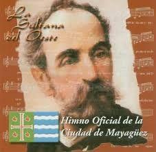 M 1681 .P6 H56 2000 c.2 La sultana del Oeste: Himno Oficial de Mayaguez Autor: Luis Quiñones   c.2000