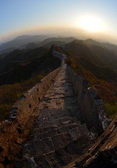 Espectaculares fotos de la Gran Muralla China