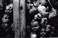 Alex - Evil doll heads