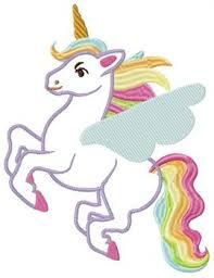 Image Result For Free Unicorn Embroidery Design Embroidery