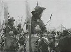 tibetan warrior mounted archer 1940s
