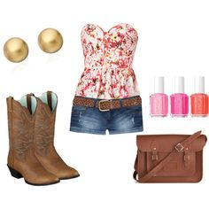 Country Girl Style #3