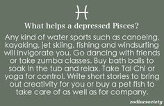♓️ What Helps A Depressed Pisces.. ະ۰Ṗ!sCesꑑwoMaṆ۰ະ