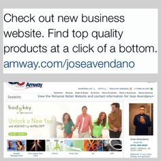 Check out new business website. Find top quality products at a click of a bottom. 