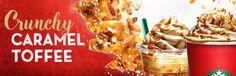 Crunchy CARAMEL TOFFEE