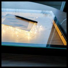 DIY - Design it yourself: DIY valopöytä
