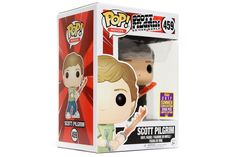 POP! Movies: Scott Pilgrim vs. The World - Scott Pilgrim w/Sword of Destiny
