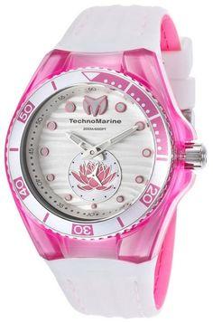 Technomarine Mujer 113022 N/a Reloj Acero inoxidable Blanco