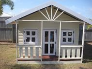 CUBBY HOUSE  -  Best Quality Made Cubby - Order Yours Today!