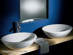 Раковина-чаша – неповторимый стиль  Раковина-чаша – это очень современный и интересный вид раковин. Обычно их используют под какой-нибудь необычный дизайн ванной комнаты, в стандартных ванных раковины-чаши теряются. Под раковину-чашу лучше всего подходит столик, сделанный из стекла, натурального камня, мрамора, фарфора, нержавеющей стали и бронзы.  Раковина-чаша требует особого расположения труб, так что прежде всего убедитесь в том, что вы готовы переделывать систему водоснабжения, если она…