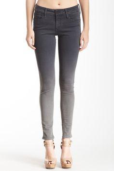 Ombre Skinny Jean