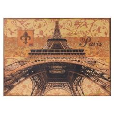 Eiffel Tower Canvas Art Print - Kirklands   #Kirklands #pinitpretty