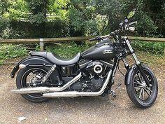 eBay: Harley Davidson DYNA Street Bob Special #harleydavidson