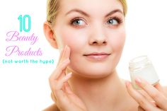 10 beauty products to skip! A few you need!