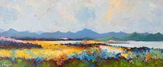 Por amor al arte: Angus Wilson Wilson Art, Welcome Banner, Watercolor Effects, Watercolour, Landscape Paintings, Landscapes, Contemporary, Canvas, Gallery