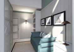 Eidomatica - rendering appartamento al mare/holiday sea apartment rendering - camera ospiti/guest room