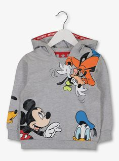 Shop for boys t-shirts and boys tops at Tu Clothing. Sainsbury's Tu clothing can be found in selected Sainsbury's stores across the UK. Pluto Mickey, Disney Mickey, Cute Disney Outfits, Disney Clothes Kids, Baby Boy Outfits, Kids Outfits, Unisex Baby Names, Mickey Mouse And Friends, Boys T Shirts