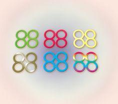 Die Doppelacht: Ein Symbol der kosmischen Ordnung. Sorgt für Ausgeglichenheit im Eigenheim und in den acht Lebensbereichen.
