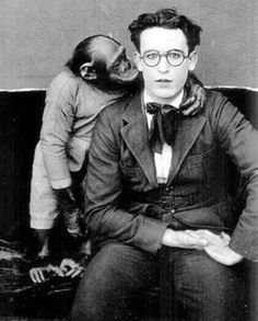 Harold Lloyd-this guy is hilarious!