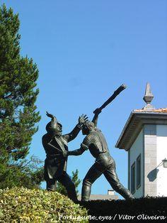 Monumento à Justiça de Fafe - Portugal