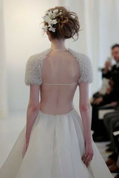 Simple wedding look!