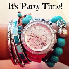 I'm in love with this watch! www.mysilpada.com/sandra.spencer