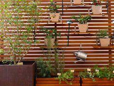 mini-horta vertical