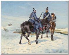 Danish Cavalry - Second Schleswig War 1864