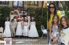 ♥ DÍA MÁGICO by FIMI Madrid ♥ Tendencias en Trajes de Comunión 2016 | ♥ La casita de Martina ♥ Blog de Moda Infantil, Moda Bebé, Moda Premamá & Fashion Moms