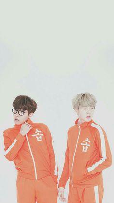 Yoonseok // Min Yoongi //Jung Hoseok // Suga y J-Hope // Mejores amigos // Azucarado y Caballito
