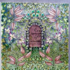 secret garden completed pictures - Google Search