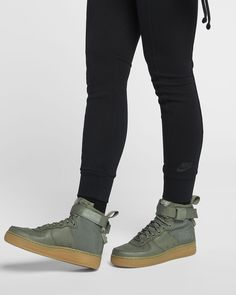 Nike SF Air Force 1 Mid Women's Boot SHOES! Pinterest Air