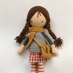 See more from this shop on Etsy, a global marketplace of creative businesses. Diy Crochet Toys, Crochet Amigurumi, Crochet Doll Clothes, Crochet Animals, Crochet Hats, Crocheted Toys, Patron Crochet, Laine Drops, Boutique