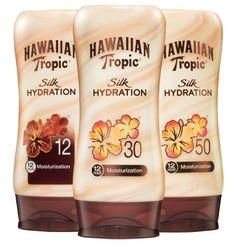 Hawaiian Tropic Silk Hydration Sun Lotion