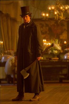 Still of Benjamin Walker in Abraham Lincoln: Vampire Hunter (2012)