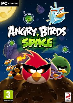 Angry Birds Space [2012] [MEGA] [Inglés] [Full]