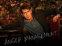 Anger Management - Episode Guide, TV Times, Watch Online, News - Two And A Half, Half Man, Best Comedy Shows, Top Comedies, Men Tv, Charlie Sheen, Episode Guide, Tv Times, Tv Shows Online
