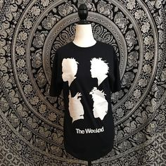 """✨the evolution of the weeknd tee✨ New custom shirt 100% cotton """"The evolution of The Weeknd"""" Size small Premium quality ❎No trades/price firm tags: adidas, adidas originals, yeezy, crop top, kanye west, kylie jenner, crop, top, black, white, shirt, the weeknd, abel, drake, hotline bling, pink, rap, hiphop shopcapri Tops Tees - Short Sleeve"""